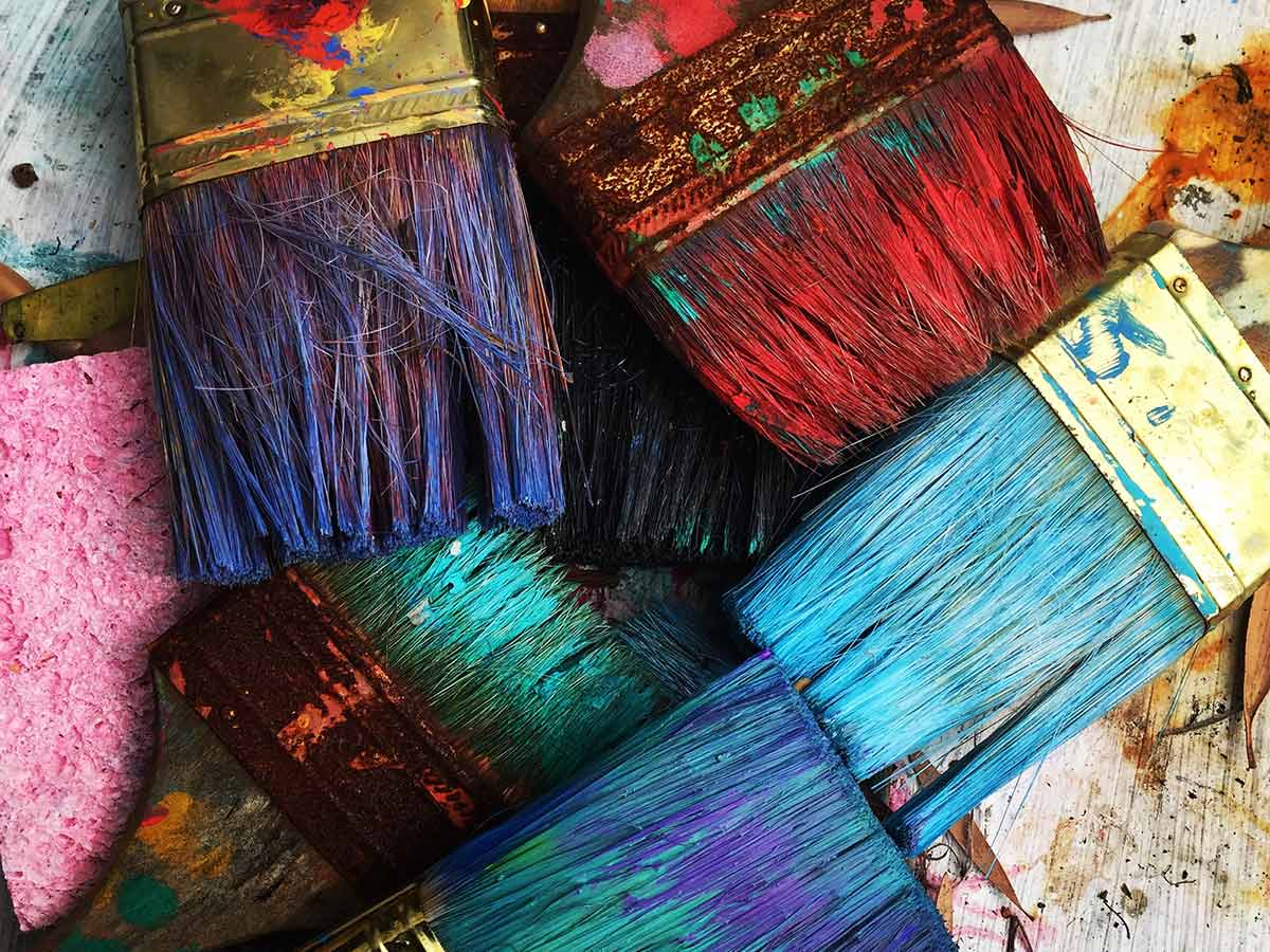 Create harmony with colour